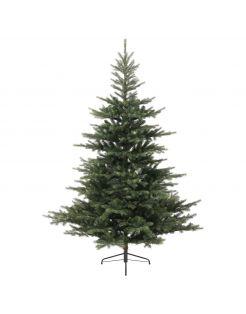 Everlands Kunstkerstboom Grandis Fir - Kerstboom - Ø150x210 cm Groen Tips 2326