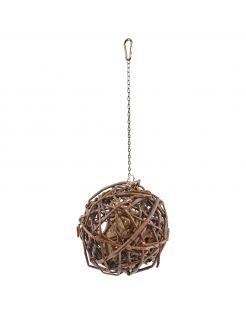 Jr Farm Wilgen Vruchtenbol - Vogelspeelgoed - 15 x 15 x 15 cm 135 g