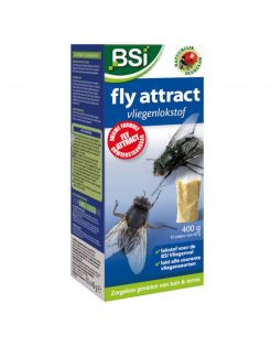Bsi Fly Attract - Vliegenlokstof - Insectenbestrijding - 10x40 g