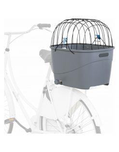 Trixie Fietsmand Voor Bagagedrager - Hondenfietsaccessoires - 36x47x46 cm Grijs