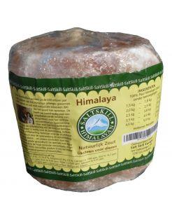 Salt Skill Himalaya Liksteen - Voedingssupplement - 1.50 kg Rond+touw