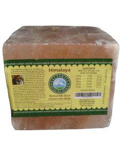 Salt Skill Himalaya Liksteen - Voedingssupplement - 3.50 kg Vierkant