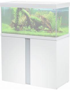 Akvastabil Fusion Kast 100 - Aquariummeubel - 100x50x75 cm Wit