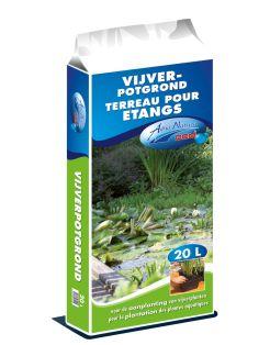 Dcm Vijverpotgrond - Waterverbeteraars - 20 l