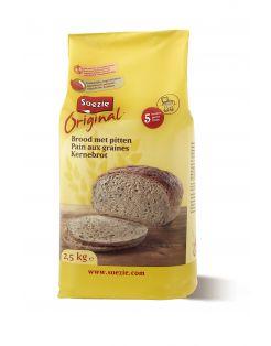 Soezie Original Brood Met Pitten - Bakproducten - 2.5 kg