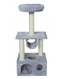 Adori Krabpaal Ivy - Krabpaal - 50x35x116 cm Grijs