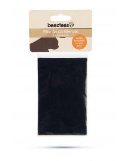 Curver Kattenbakfilter - Kattenbakaccessoires - Zwart 2 stuks