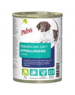 Prins Naturecare Diet Dog Hypoallegenic - Hondenvoer - Lam 400 g