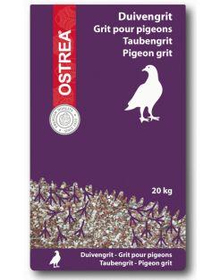 Ostrea Duivengrit - Duivensupplement - 20 kg Nr 1