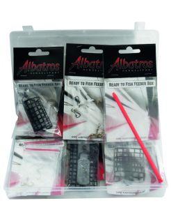 Albatros Ready2fish Feederbox - Lokvoer - Transparant per stuk Allround