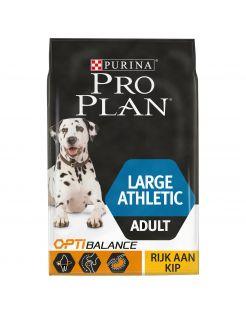 Pro Plan Dog Adult Large Breed Athletic - Hondenvoer - Kip 14 kg