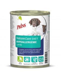 Prins Naturecare Diet Dog Hypoallegenic - Hondenvoer - Lam 400 g
