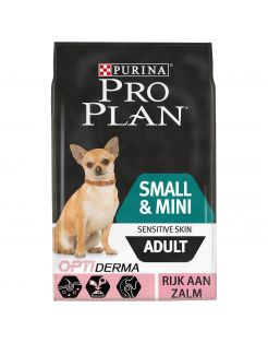 Pro Plan Dog Adult Small & Mini Breed Sensitive - Hondenvoer - Zalm 3 kg