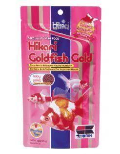 Hikari Gold Goldfish Baby - Vissenvoer - 100 g