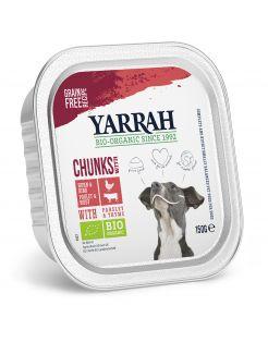 Yarrah Bio Alu Brokjes In Saus Graanvrij - Hondenvoer - 150 g