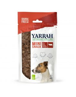 Yarrah Bio Mini Bites Snacks - Hondensnacks - Rund 100 g