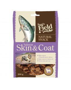 Sam's Field Natural Snack Skin & Coat - Hondensnacks - 200 g