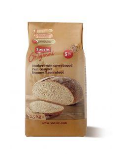 Soezie Original Volkorenbrood - Bakproducten - 2.5 kg
