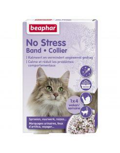 Beaphar No Stress Band Kat - Anti stressmiddel - 1 stuk