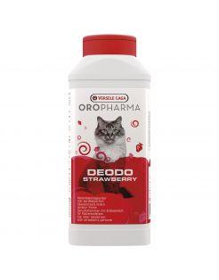 Versele-Laga Oropharma Deodo Geurverdrijver - Kattenbakreinigingsmiddelen - 750 g Aarbeiengeur