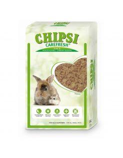 Chipsi Carefresh Natural - Bodembedekking - 14 l