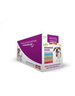 Smolke Vers Gestoomde Maaltijd - Hondenvoer - Mixdoos 10x395 g