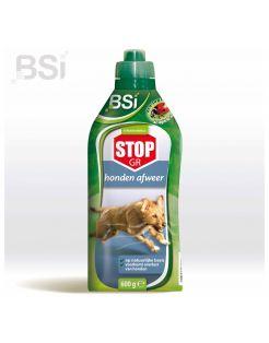 Bsi Stop Gr Hondenafweer - Afweermiddel - 600 g