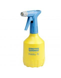 Gloria Hobby 10 Fijnsproeier - Handspuiten - 27.5x12.5x11 cm 1 l Geel Blauw