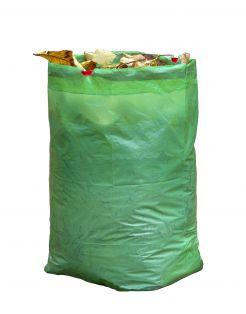 Nature Tuinafvalzak - Onderhoud - 45x45x70 cm Groen 3 stuks