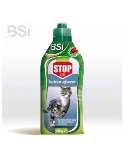 Bsi Stop Gr Kattenafweer - Afweermiddel - 600 g