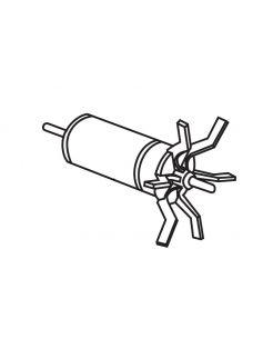 Eheim Pomprad Compact Pomp 1002-22 - Pomponderdeel - per stuk