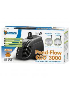 Superfish Pond Flow Eco - Pompen - 3000 l/h 3000