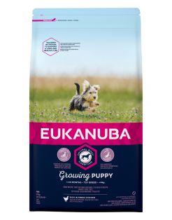 Eukanuba Growing Puppy Toy Breed - Hondenvoer - Kip 2 kg