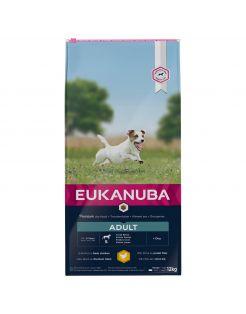 Eukanuba Active Adult Small Breed - Hondenvoer - Kip 12 kg