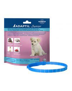 Adaptil Junior Halsband - Anti stressmiddel - 37 cm Lichtblauw Transparant per stuk < 6mnd