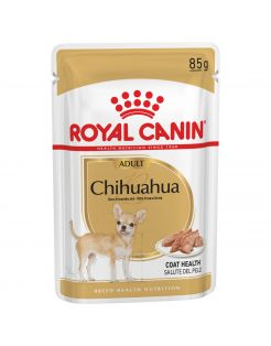 Royal Canin Chihuahua Adult Natvoer - Hondenvoer - 12x85 g