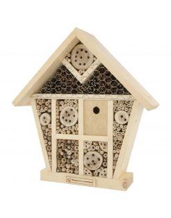 Natuurmonumenten Insectenhuis - Nestkast - 11x37.5x39.5 cm Medium