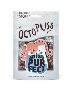Miss Purfect Octopuss - Kattensnack - 45 g