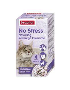 Beaphar No Stress Navulling Kat - Anti stressmiddel - 30 ml