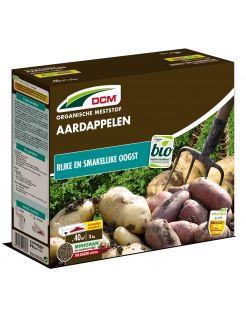 Dcm Meststof Aardappelen - Moestuinmeststoffen - 3 kg (Mg)