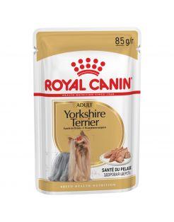 Royal Canin Yorkshire Terrier Adult Natvoer - Hondenvoer - 12x85 g