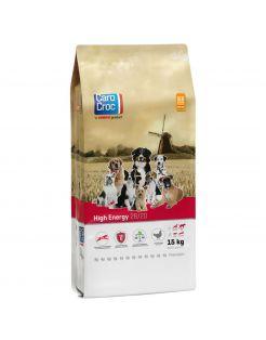 Carocroc High Energy - Hondenvoer - Gevogelte Granen 15 kg