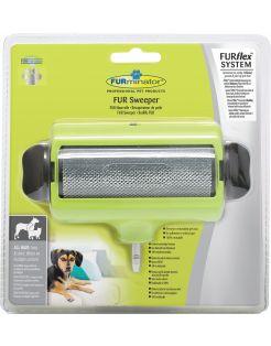 Furminator Furflex Sweeper - Hondenvachtborstel - 17x5.5x18 cm Groen