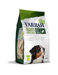 Yarrah Bio Biscuits Larger Dogs - Hondensnacks - 500 g Vegetarisch