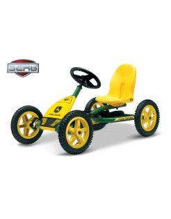 Berg Skelter Buddy John Deere - Buitenspeelgoed - Groen Geel 38 Jaar