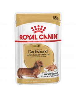 Royal Canin Dachshund Adult Natvoer - Hondenvoer - 12x85 g