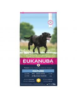 Eukanuba Thriving Mature Large Breed - Hondenvoer - Kip 15 kg