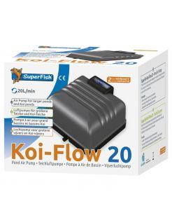 Superfish Koi Flow - Beluchting - 20 l/h 600
