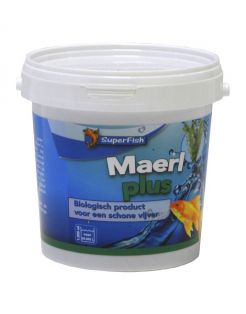 Superfish Maerl Plus - Waterverbeteraars - 1000 ml 1000 L