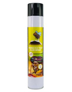 Horse Fly Trap Lijm Spray - Anti insect - 750 ml Naturel